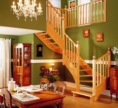 万兴楼梯扶手